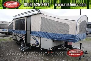 2015 Viking 2485SST Tent Trailer * Open & On Display
