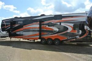 Great Deal on 375 XLR Fully Loaded Toy Hauler