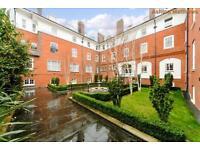 Studio flat in Brandenburg House, Fulham Palace Road, Hammersmith