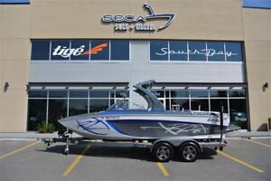 2015 Tige RZR - Seca Surf + Marine - Only 62 hours!!