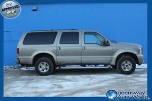 2005 Ford Excursion Eddie Bauer (DIESEL / RARE)