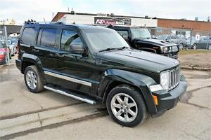2010 Jeep Liberty Limited Edition | Navigation | Sunroof