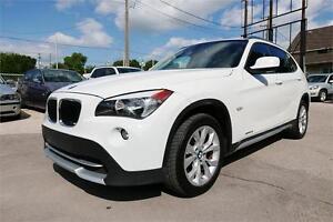 2012 BMW X1//AWD//Sunroof//Accident Free//4 Yr Warranty