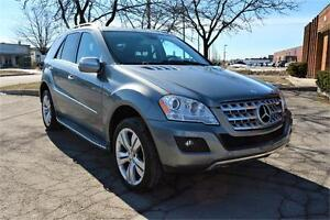 2010 Mercedes-Benz ML350 | NAVIGATION | 4MATIC | NO ACCIDENT