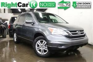 2010 Honda CR-V AWD Moonroof - $114/BiWkly