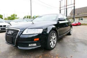 2009 Audi A6 Premium//Mint//Luxury//Nav//Backup Cam//Local