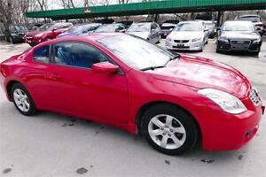 2008 Nissan Altima Coupe -- Clean title -- 1 Year Warranty