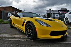 2015 Chevrolet Corvette Z06 W Z07 Performance PKG