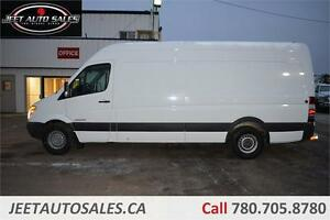 2008 Dodge Sprinter Extended Cargo High Roof DIESEL !!!