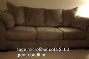 2 sofas and 1 matching chair