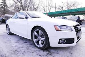 2010 Audi A5 3.2L S-Line AWD -- Low Kms -- One Year Warranty