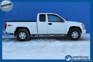 2008 Chevrolet Colorado 4x4, Low Kms