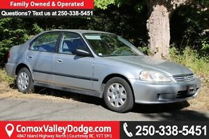 1999 Honda Civic Special Edition VALUE PRICED & SAFETY INSPEC...