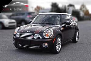 2010 Mini Cooper ANNIVERSARY EDITION|COUPE|6SPEED|CERTIFIED