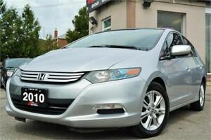 2010 Honda Insight EX w/NAVI *ONLY 131k KM* CERTIFIED|WARRANTY!