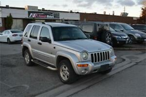 2005 Jeep Liberty Sport Leather Sunroof 4WD!!!