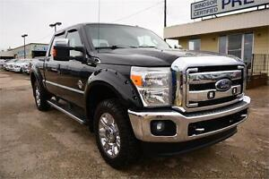 2015 Ford F-350 Lariat 4x4 SD Crew Cab 6.75 ft. box 156 in. WB S