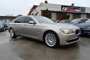 2009 BMW 7 Series 750Li | Entertainment Package | Navigation