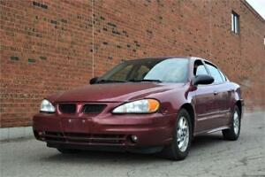 2005 Pontiac Grand Am  |Automatic | Bluetooth | Back Up Camera