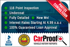 2014 Dodge Grand Caravan Crew *Warranty* $125.48 Bi-Weekly OAC