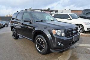 2011 Ford Escape XLT | 4 CYL | LEATHER | SUNROOF