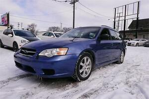 2007 Subaru Legacy Touring Pkg -- Accident Free -- 1 Yr Warranty