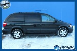 2007 Dodge Grand Caravan (Immaculate Van with Winters)