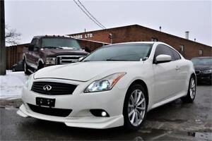 2008 INFINITI G37S Coupe Sport Leather Sunroof Heated Seats