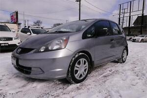 2009 Honda Fit -- 5sp -- Accident Free