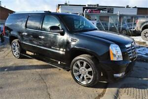 2007 Cadillac Escalade ESV | ALL WHEEL DRIVE | NAVIGATION