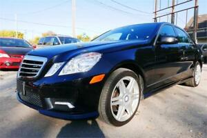 2010 Mercedes-Benz E 550//AMG//4 Matic//Navigation