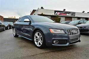2008 Audi S5 QUATTRO | 6 SPEED MANUAL | NO ACCIDENT HISTORY