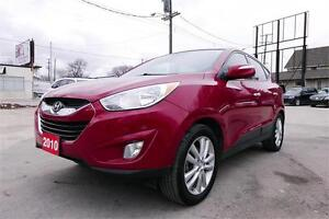 2010 Hyundai Tucson Limited - Nav - Backup Cam - 1 Year Warranty