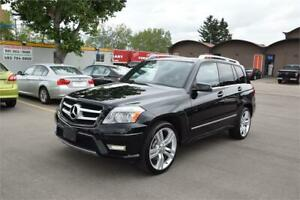 2012 MERCEDES BENZ GLK 350 SUNROOF LEATHER