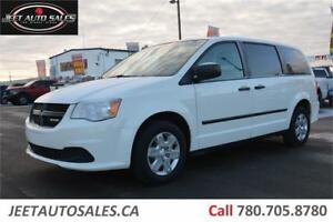 2012 Ram Cargo Van 3.6L V6 6 Speed Automatic