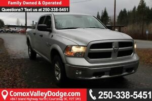 2016 RAM 1500 SLT KEYLESS ENTRY, BLUETOOTH, BACK UP CAMERA, T...