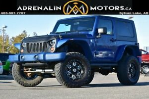 2010 Jeep Wrangler Mountain Edition CUSTOM!