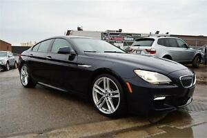 2014 BMW 6 Series 640i xDrive AWD M Sport Executive Package