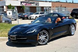 2016 Chevrolet Corvette Convertible 7 Speed 3LT Stingray Z51