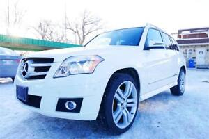 2010 Mercedes-Benz GLK 350//Nav//Accident Free//1 Year Warranty