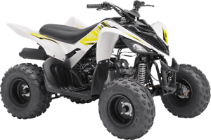 YAMAHA RAPTOR 90 2018 DEMO