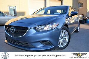 2014 Mazda Mazda6 GX AUTO BLUETOOTH/AC/CRUISE/MAGS $49/SEMAINE