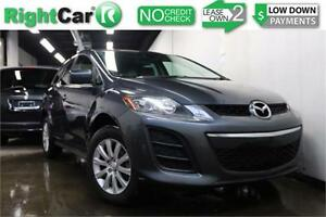 2011 Mazda CX-7 Leather Moonroof $0dwn/$73wk - Lease 2 Own!