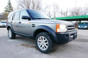 2008 Land Rover LR3 SE//Immaculate Condition//1 Year Warranty