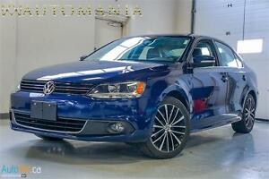2014 Volkswagen Jetta Sedan Highline|LEATHER|PREMIUM
