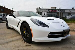 2015 Chevrolet Corvette STINGRAY 3LT|7 SPEED MANUAL|NAVIGATION