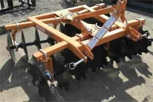 Woods DHS80C 3 Point Disk Harrow