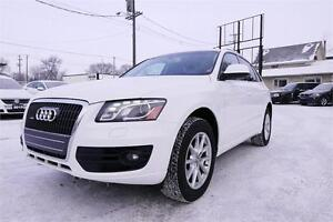 2011 Audi Q5 2.0L Premium Plus AWD -- 4 Year Waranty Included!