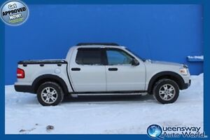(LOW KMS) 2007 Ford Explorer Sport Trac XLT