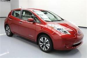2015 Nissan Leaf ONLY 7,814 MILES!